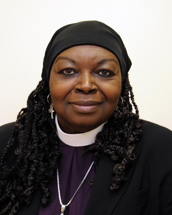 ELFHCC Director of Chaplaincy, Rev. Dr. Mary Lovett