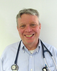 ELFHCC Medical Director, and Family Practice and Geriatrics Doctor, Dr. David Hall M.D.