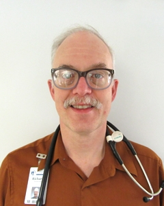 ELFHCC Family Practice and Preventive Medicine Doctor, Dr. Richard Zimmerman MD, MPH