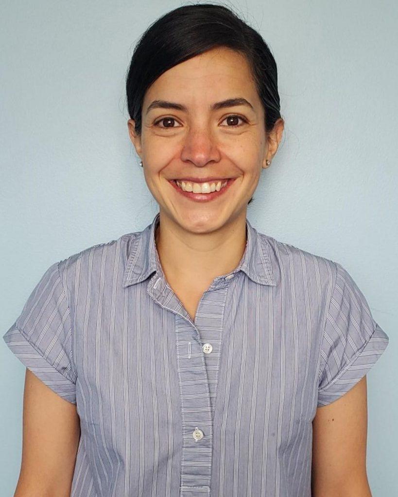 Elfhcc Dietician, Laura Leidan