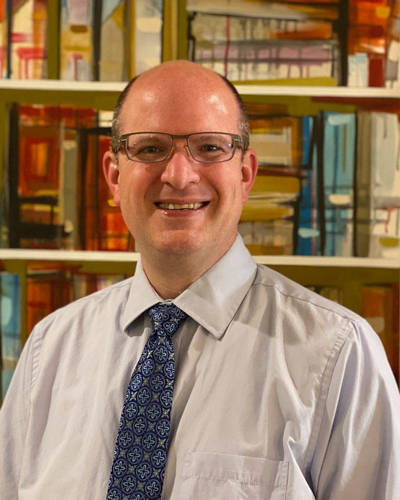 Kevin Patterson, Psychiatrist